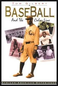 image of BASEBALL AND THE COLOR LINE