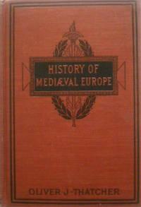 History Of Mediaeval Europe