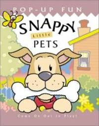 Snappy Little Pets Snappy Pop Ups