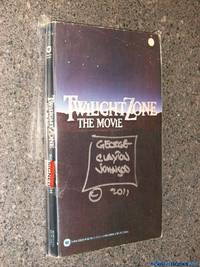 *Johnson Signed* Twilight Zone the Movie (1st)
