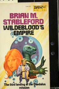 image of Wildeblood's Empire (Daedalus Mission, Book 3)