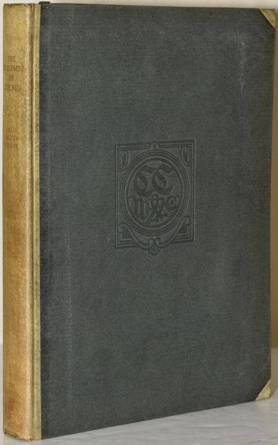 Chicago: The Caxton Club, 1916. Very Good binding. Limited to 175 copies on Italian Handmade paper; ...