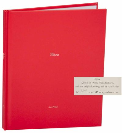 Portland, OR: Nazraeli Press, 2016. First edition. Hardcover. The 96th entry in the One Picture Book...
