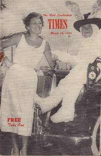 image of The Fort Lauderdale Times. March 14, 1953.