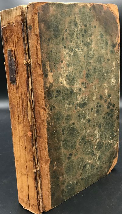 Columbus, : Published by I.N. Whiting, 1832. Second edition. 8vo. 452. 28, 53, pp. Contemporary calf...