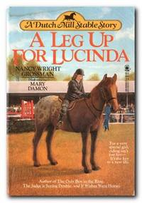 A Leg Up For Lucinda