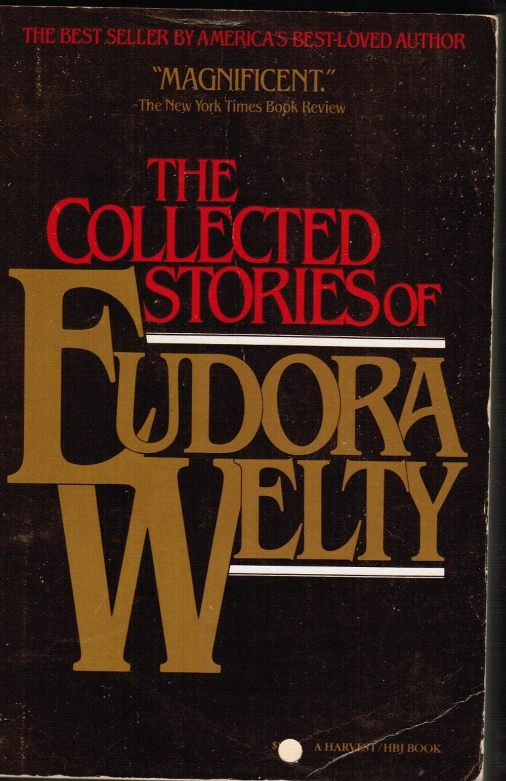 death of a traveling salesman eudora welty Eudora alice welty (april 13, 1909  eudora welty was born in jackson,  she published the death of a traveling salesman in the literary magazine manuscript,.