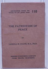 image of The Patriotism of Peace