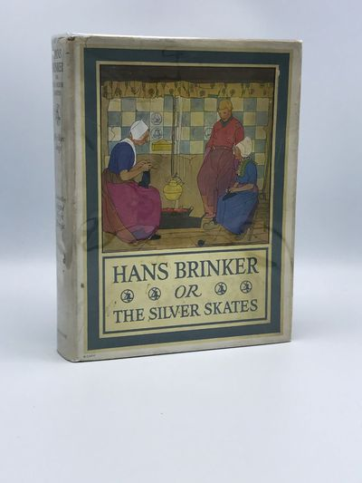 Philadelphia: David McKay, 1918. 4to. 345 pp. Eight color plates and illustrated title by Maginel Wr...