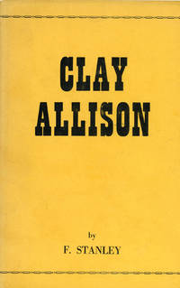 image of CLAY ALLISON