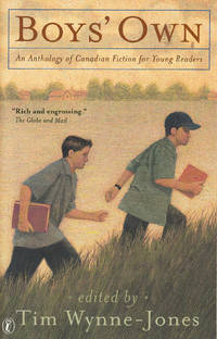 image of Boys' Own : An Anthology of Canadian Fiction for Boys
