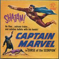 [8mm Film]: Captain Marvel in