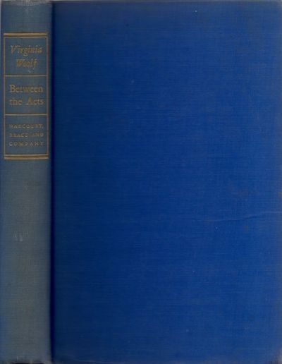 New York: Harcourt, Brace and Company, 1941. First American Edition. Hardcover. Good +. Octavo. , 21...