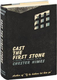 image of Cast the First Stone (First Edition)