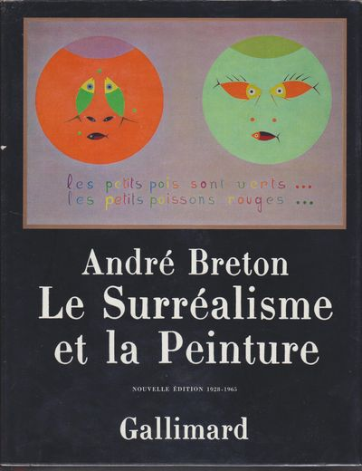 Paris: Gallimard. 1965. Third Edition; First Printing. Hardcover. A fine copy in near fine dust jack...