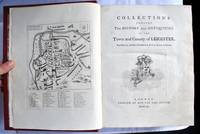 Collections Towards the History and Antiquities of the Town and County of Leicester by John Nichols - Hardcover - 1790 - from E C Books and Biblio.com