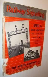 Railway Signaling Magazine, September 1946