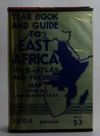 The Year Book and Guide to East Africa with map
