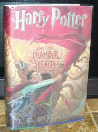 Harry Potter and the Chamber of Secrets J.K. Rowling 1st Ed 1st Rare Typo Error
