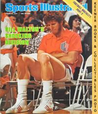 image of Sports Illustrated Magazine, August 21, 1978 (Vol 49, No. 8) : Bill  Walton's Shocking Decision