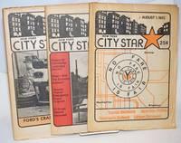 New York City Star. [three issues: Aug. 1973, Nov. 1974, Dec. 1974]