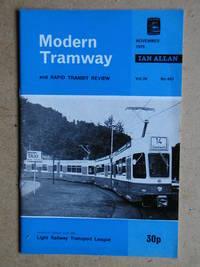 The Modern Tramway and Rapid Transit Review. November 1976. Vol. 39. No. 467.