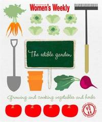 image of AWW: the edible garden cookbook