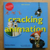image of Cracking Animation. The Aardman Book of 3-D Animation.