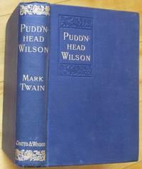 PUDD'NHEAD WILSON. A Tale