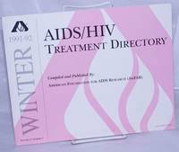 image of AIDS/HIV treatment directory; vol. 5, #3   1991-1992