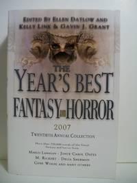 YEAR'S BEST FANTASY HORROR 2007