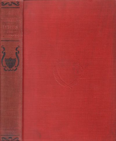 New York: Sun Dial Classics Co.. Good. 1908. First Edition. Hardcover. Red cloth boards with faded t...