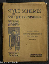 STYLE SCHEMES IN ANTIQUE FURNISHING: INTERIORS AND THEIR TREATMENT