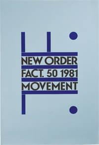 Movement (Original poster for the 1981 album)