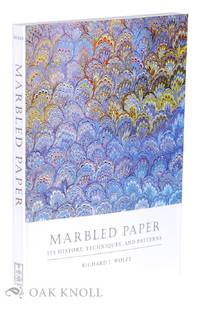 MARBLED PAPER: ITS HISTORY, TECHNIQUES, AND PATTERNS