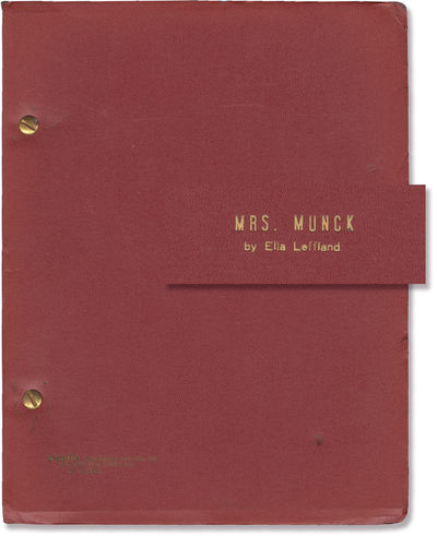 N.p.: N.p., Unknown. Second Draft script for the 1995 television film, which originally aired on Sep...