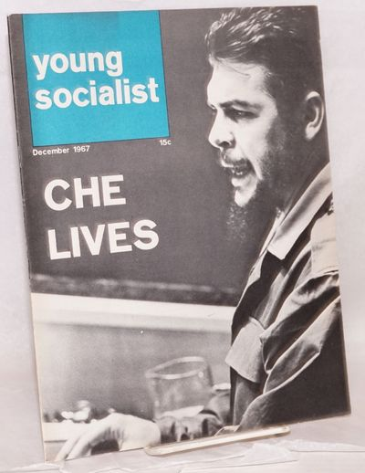 New York: Young Socialist Alliance, 1967. 23p, wraps, 8.25x11 inches,very good, tributes to Che Guev...