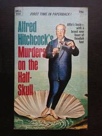 image of ALFRED HITCHCOCK'S MURDERS ON THE HALF-SKULL