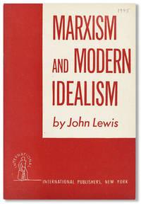 Marxism and Modern Idealism