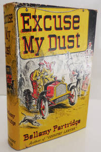Excuse My Dust (Signed)