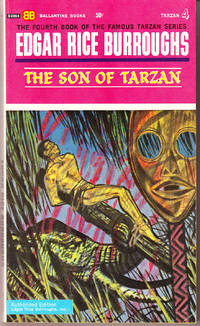 The Son of Tarzan: Tarzan 4 by  Edgar Rice Burroughs - Paperback - 1st Printing - 1963 - from John Thompson (SKU: 33793)