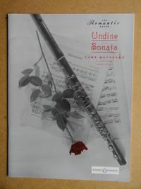 Undine Sonata Op. 167 for Flute and Piano.