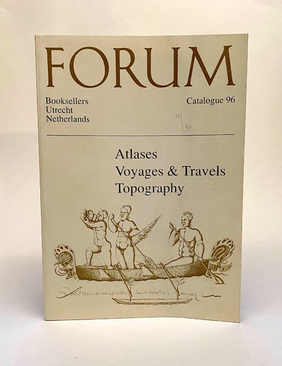 Ultrecht: Forum Antiquarian Booksellers, 1990. First Edition. Softcover. Very good. Very light penci...