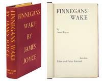 image of Finnegan's Wake.