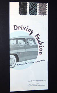 Driving Fashion: Automobile Fabrics of the 1950s