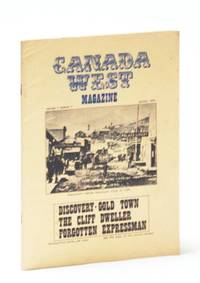 Canada West Magazine, Winter 1972, Volume 4, Number 4 - The Cliff Dweller / The 1913 Liberty Nickel