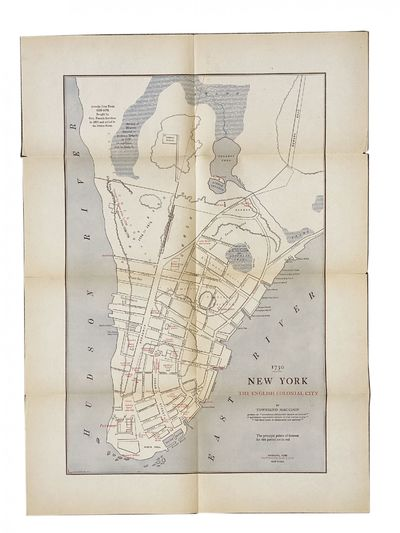 New York: Townsend MacCoun, 1909. A fragile set with the maps printed on delicate, thin paper that, ...