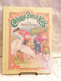 The Big Bicycle Race Cabbage Patch Kids