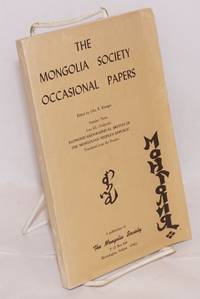 Economic-geographical sketch of the Mongolian People's Republic