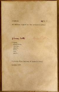 Loophole. by  RICHARD  Simon & TUTTLE - Signed - from Ars Libri Ltd (SKU: B200650-1)